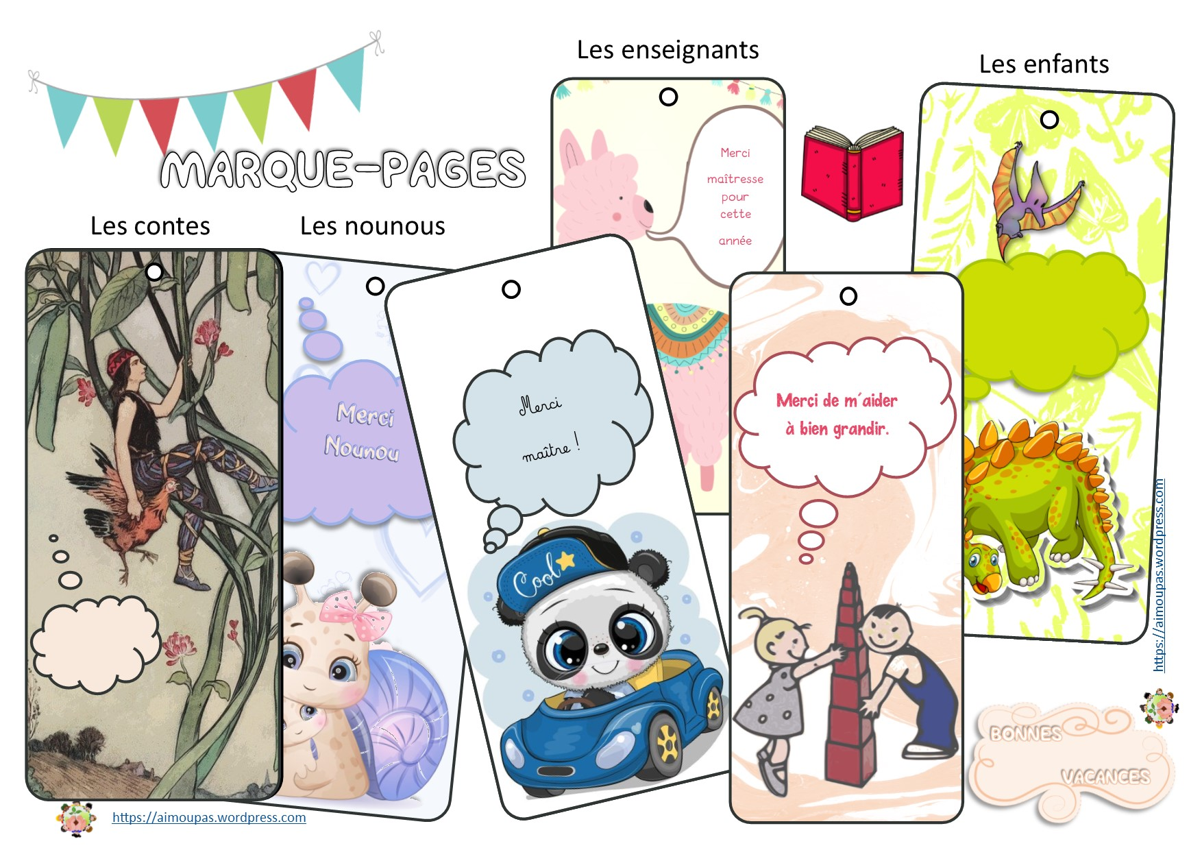 [Folder] Marque-pages